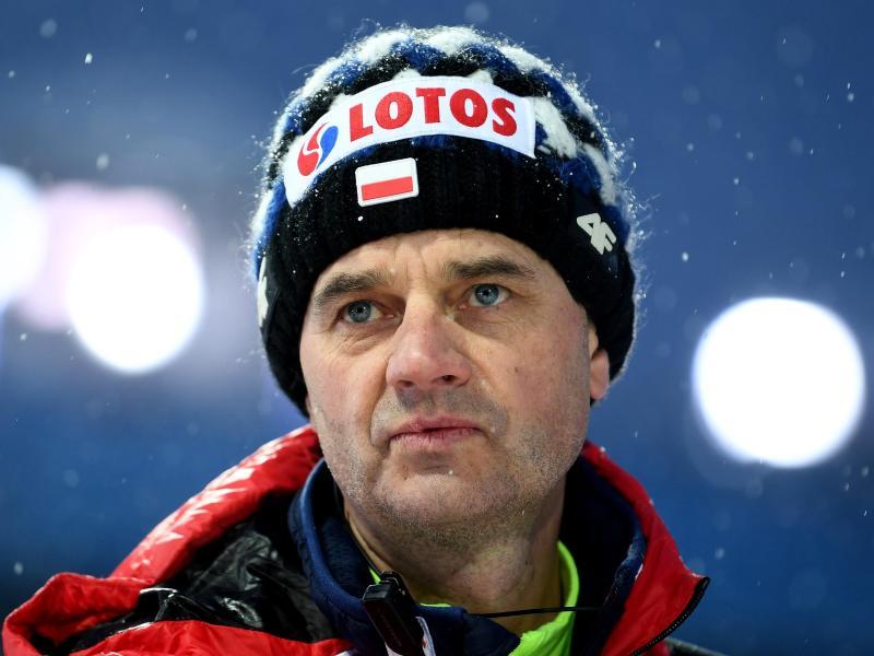 Stefan Horngacher trainierte zuletzt Polen