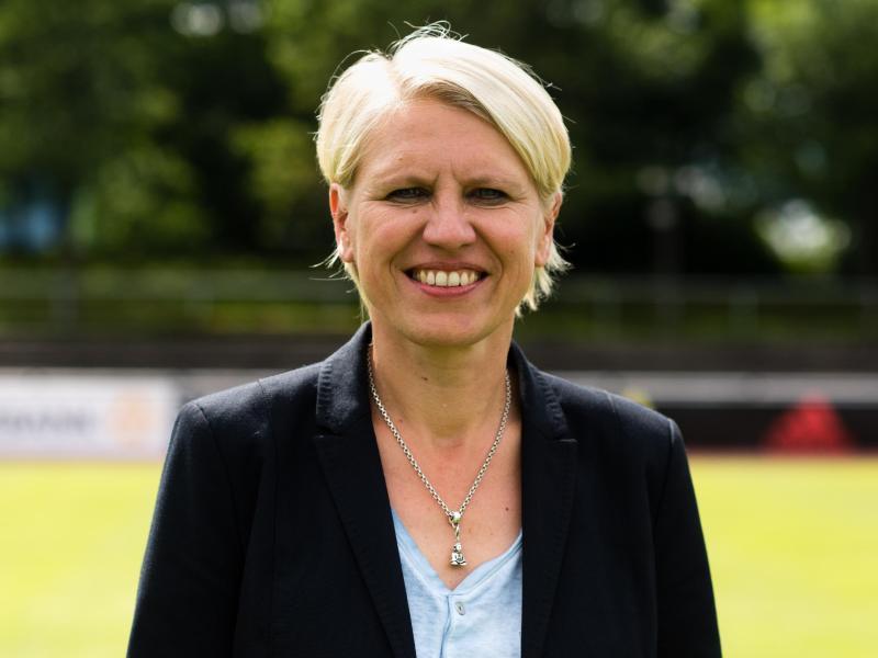 Doris Fitschen will ihre Krebserkrankung bis zum Jahresende überwunden haben
