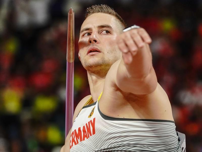 Johannes Vetters großes Ziel: Olympia-Gold im Speerwerfen