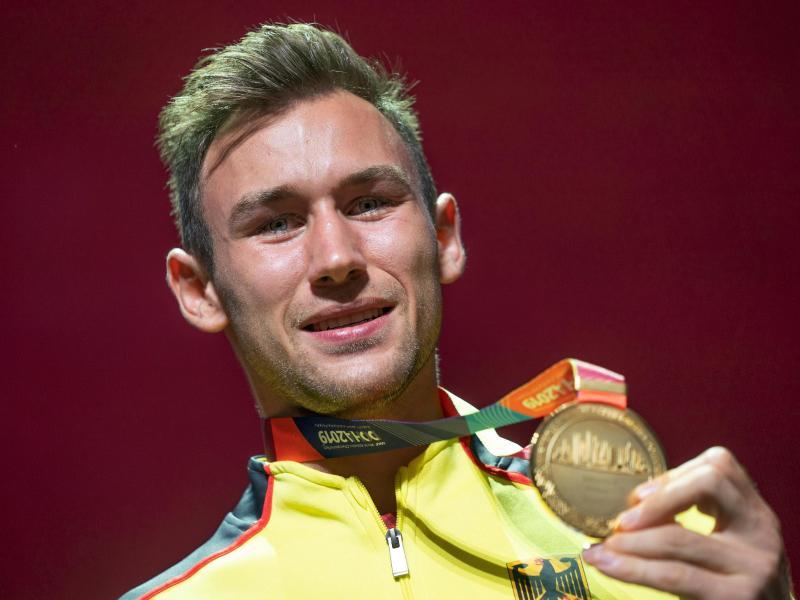 Hat trotz Zehnkampf-Gold eine kritische Meinung zur Leichtathletik-WM in Katar: Niklas Kaul