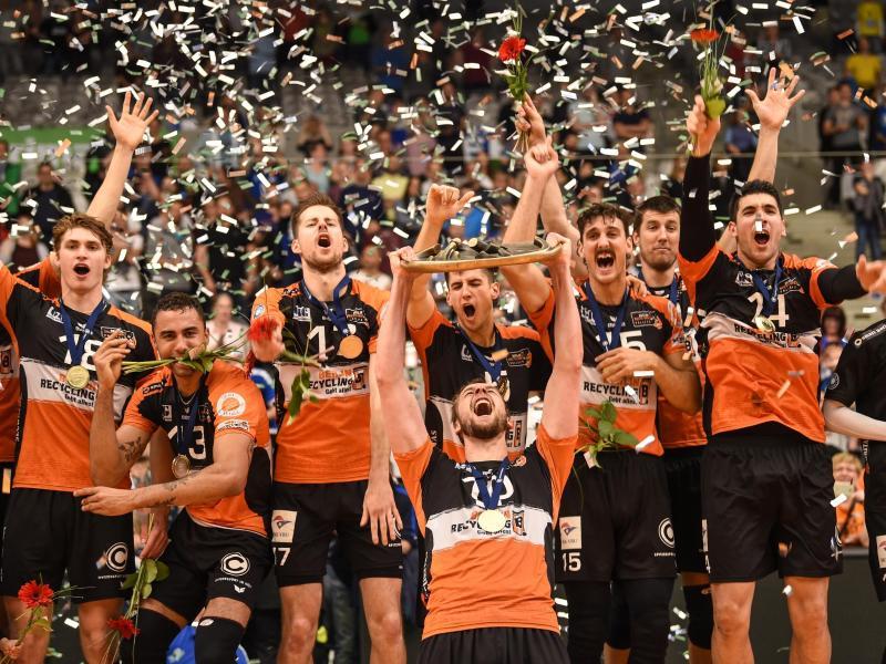 Berlin will wieder um die Meisterschaft spielen