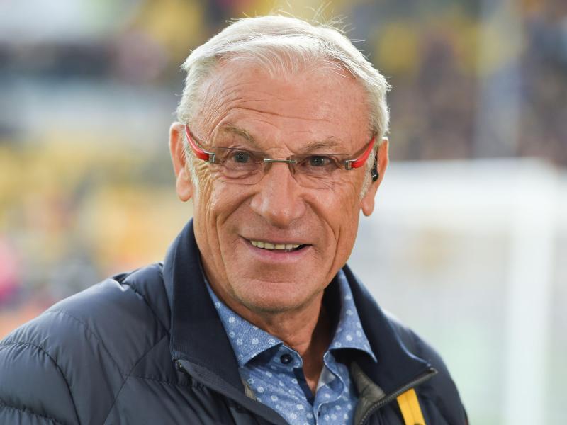 """Eduard Geyer ist mit seiner Mannschaft auch schon """"im Trainingsanzug zur Schießübung gefahren"""""""