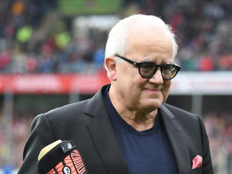 Fritz Keller hat sein Amt beim SC Freiburg niedergelegt