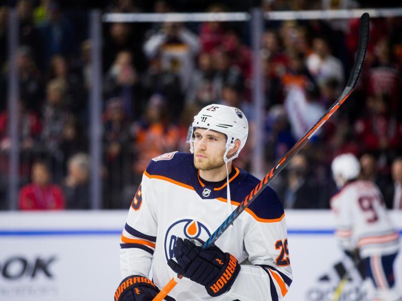 Leon Draisaitl gewann mit den Edmonton Oilers