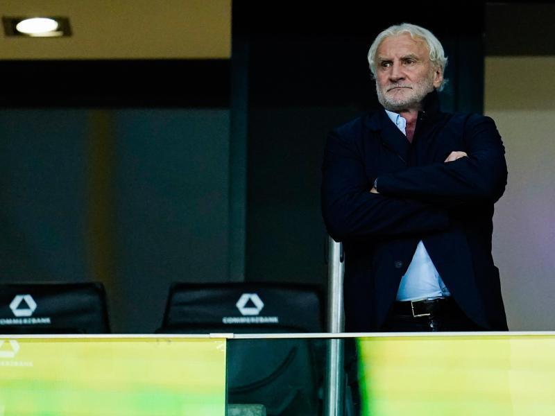 Rudi Völler und die Werkself brauchen dringend einen Sieg