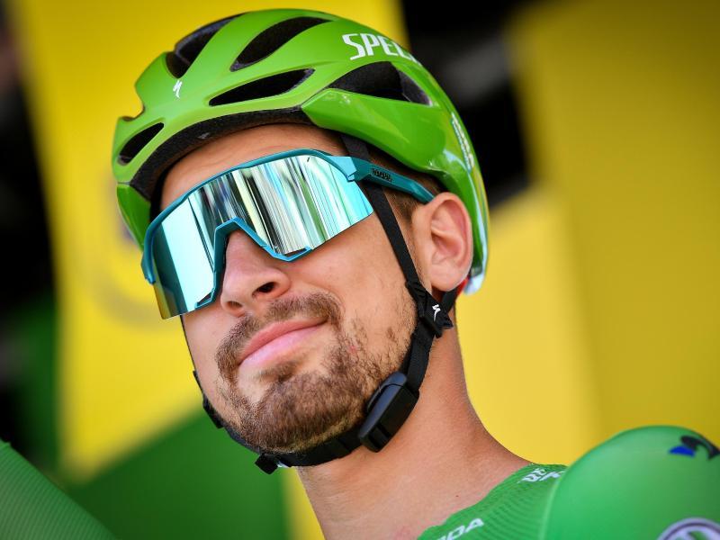 Sprintet 2020 erstmals auch beim Giro um Etappensiege: Peter Sagan