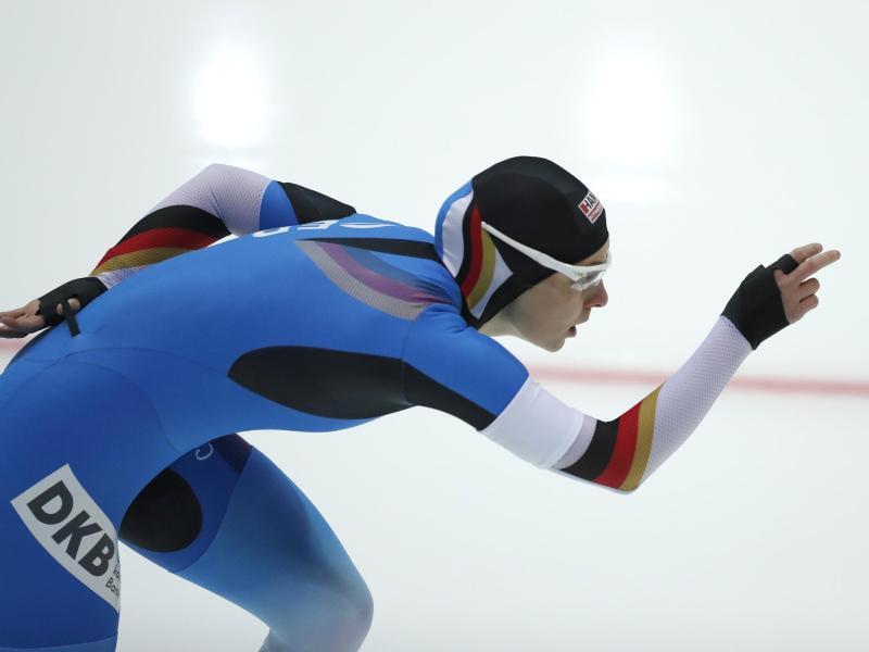 Michelle Uhrig hat auch die 1500 Meter bei den deutschen Meisterschaften gewonnen