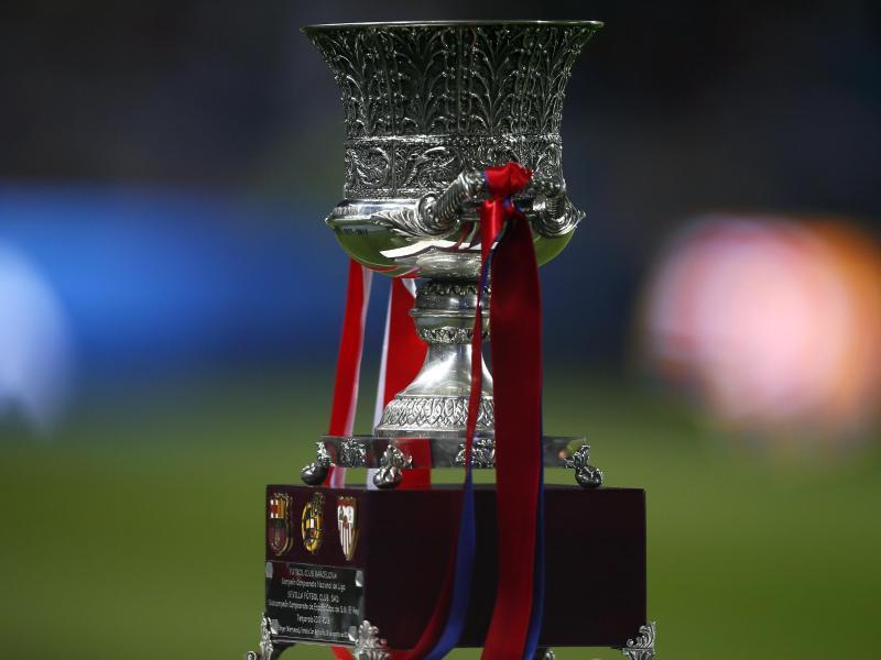 Der spanische Supercup wird die nächsten Jahre in Saudi-Arabien stattfinden
