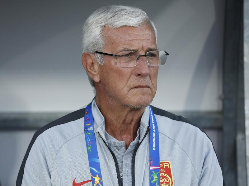 Marcelo Lippi ist nicht mehr Nationaltrainer in China