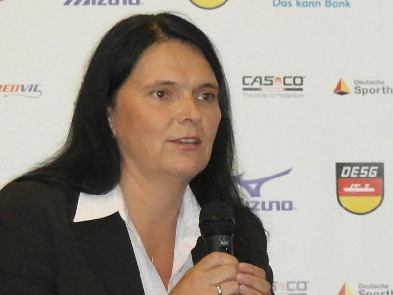 Nach dem Rücktritt von Stefanie Teeuwen führt eine Doppelspitze die Geschäfte der DESG