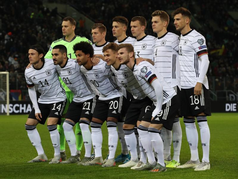 Das deutsche Team kann weiter auf Top-Gegner treffen