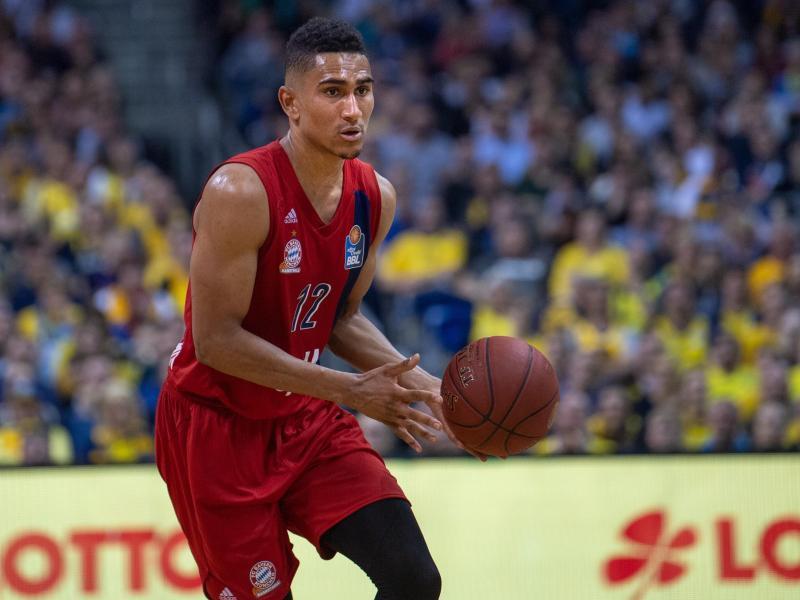 Feierte mit Bayerns Basketballern einen Sieg gegen Piräus: Maodo Lo