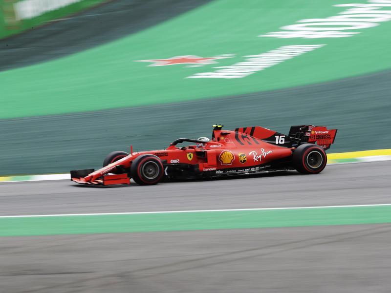 Im Visier der Rennkommissare: Ferrari-Pilot Charles Leclerc