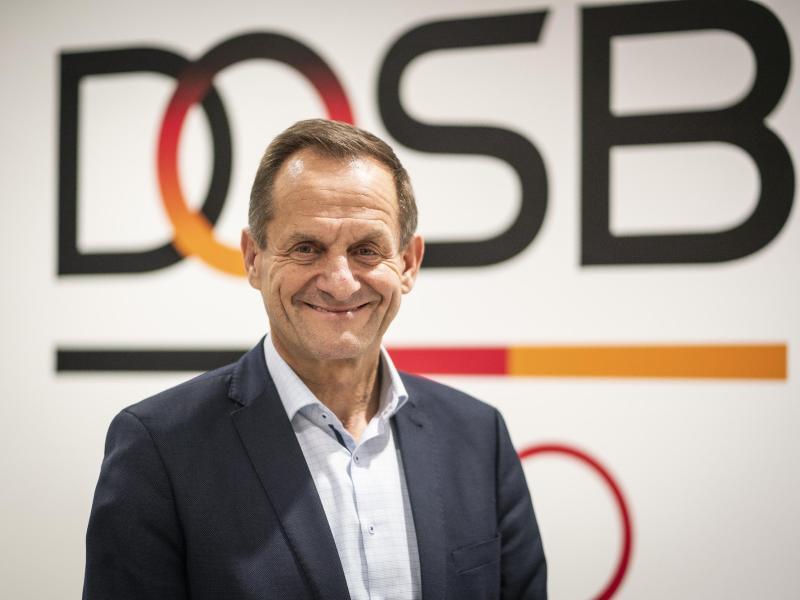 Möchte vor einer Olympia-Bewerbung die Bevölkerung befragen lassen:DOSB-Boss Alfons Hörmann