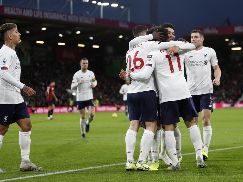 Der FC Liverpool erhöht mit dem nächsten Sieg den Druck auf die Verfolger