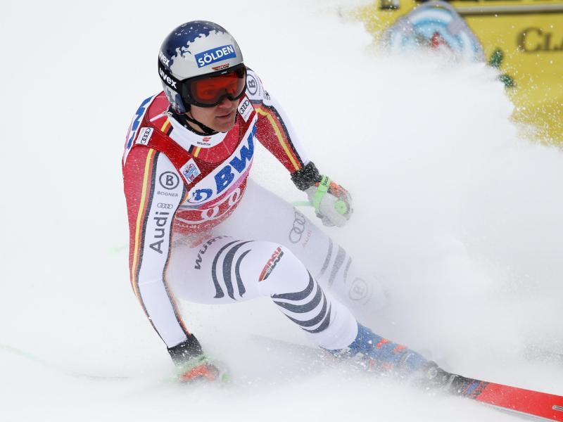 Skirennfahrer Thomas Dreßen hat bei der Abfahrt von Beaver Creek die Top 10 verpasst
