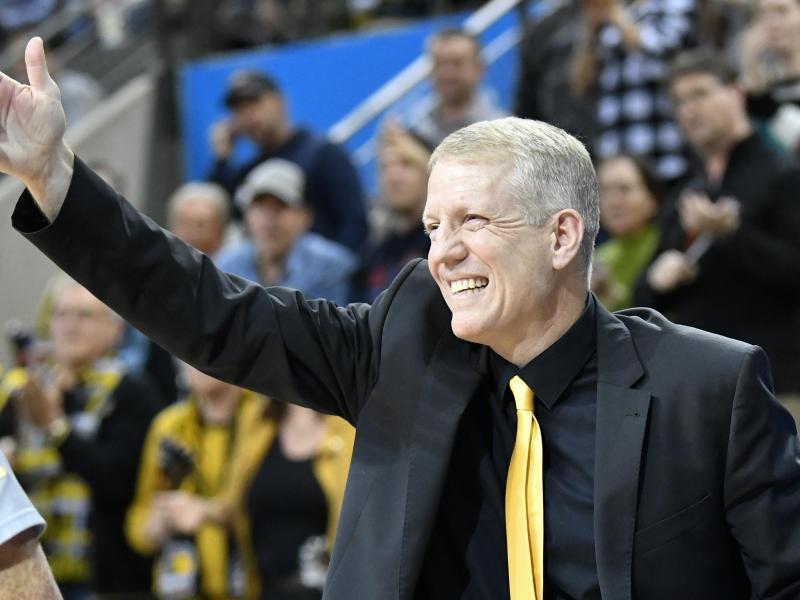 Ludwigsburgs Cheftrainer John Patrick unterlag mit seiner Mannschaft mit 72:77 bei Rasta Vechta