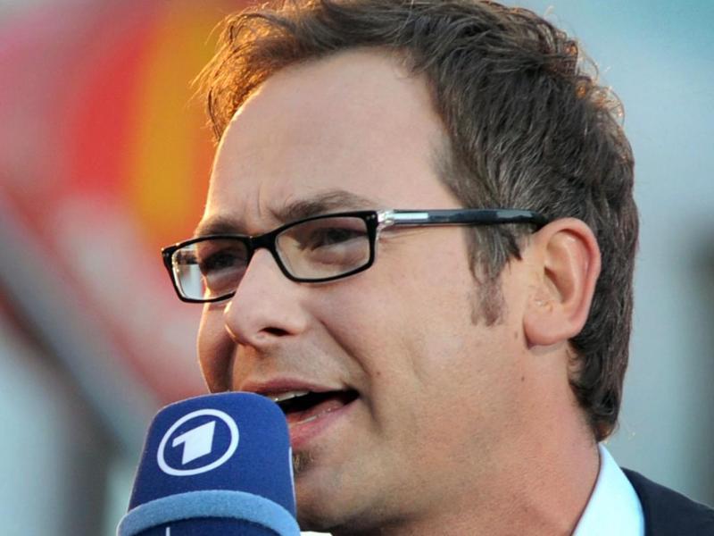 Moderator Matthias Opdenhövel hat in der Sportschau versehentlich vor dem Beitrag zu einem Spiel den Ausgang verraten