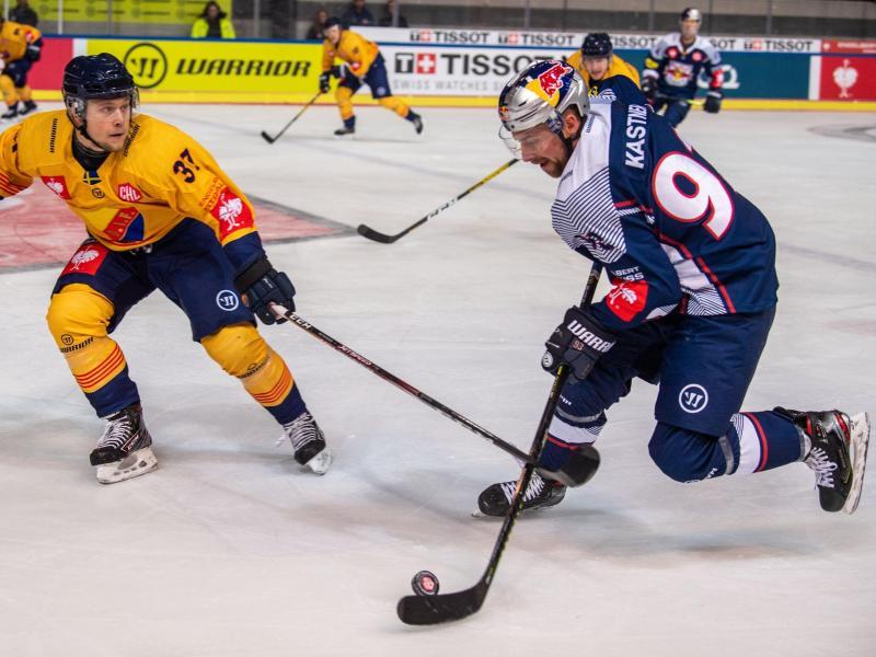 Maximilian Kastner erlitt beim Aus im Champions-League-Spiel gegen Djurgården Stockholm eine Oberkörperverletzung