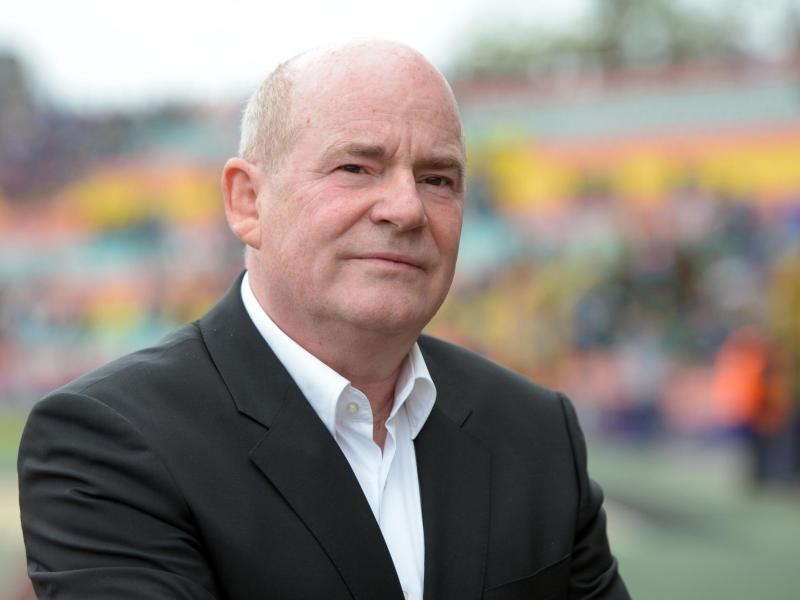 Manager des 1. FFCFrankfurt: Siegfried Dietrich