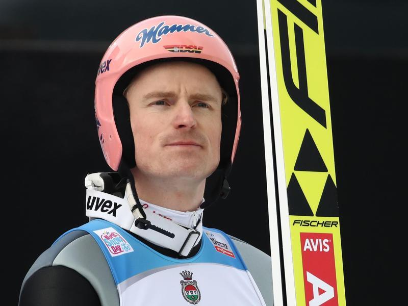 Ob Severin Freund an der Vierschanzentournee teilnehmen kann, entscheidet sich laut Bundestrainer Horngacher kurzfristig