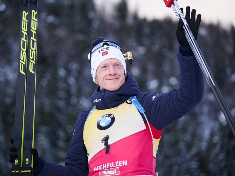 Biathlon-Dominator Johannes Thingnes Bö wird Vater