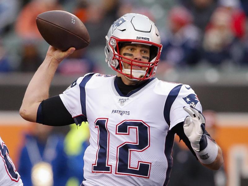 Tom Brady unterlag mit New England