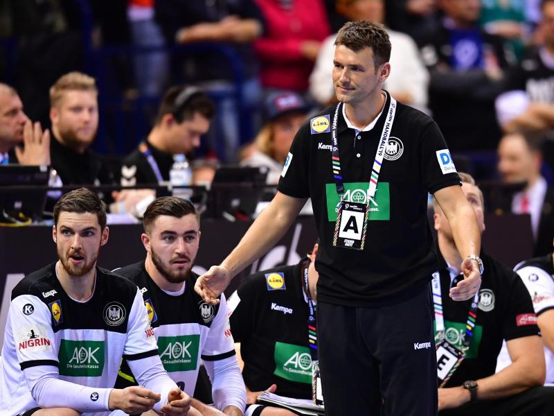 Bundestrainer Christian Prokop hofft mit Deutschland auf eine gute EM-Platzierung