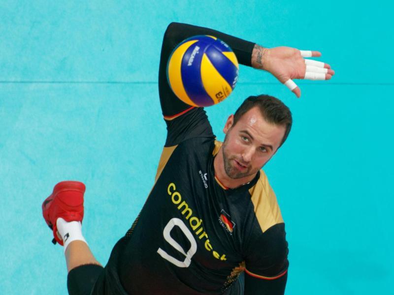 Georg Grozer will mit Deutschland bei den Olympischen Spielen noch einmal angreifen