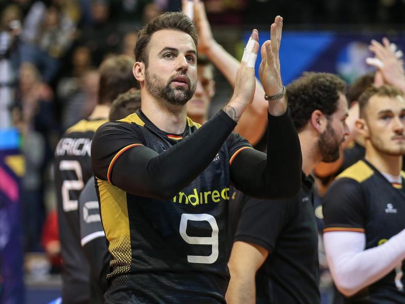 Trauriger Abschied für Volleyball-Star Georg Grozer