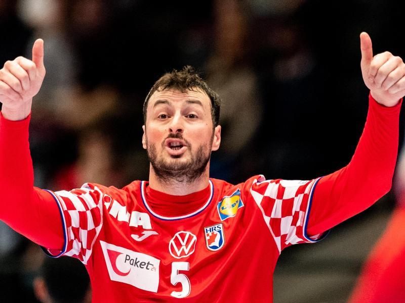 Domagoj Duvnjak ist der Star der kroatischen Handballer