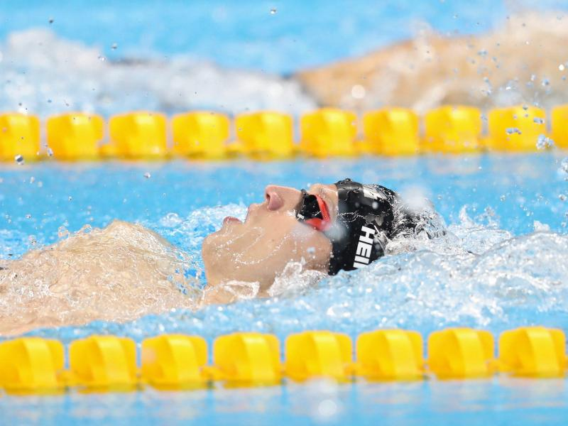 Will in Luxemburg die Olympia-Qualifikation meistern: Philipp Heintz