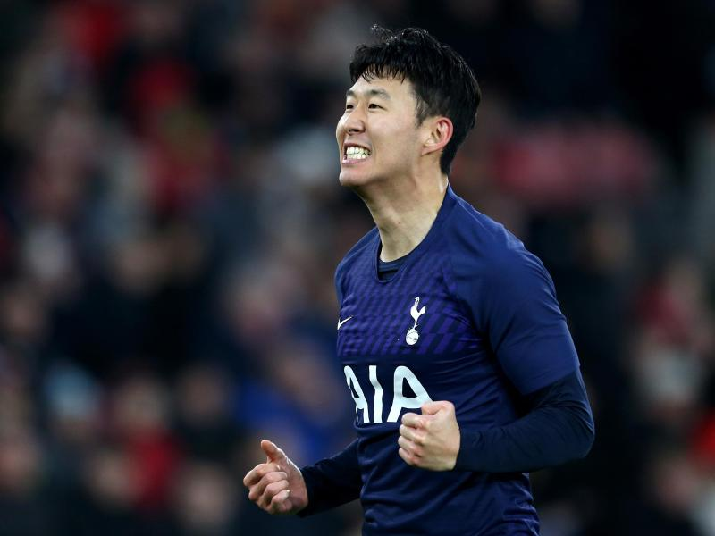 Son und Tottenham Hotspur müssen erneut gegen Southampton ran