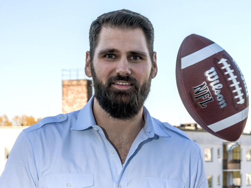 Setzt im Super Bowl auf Kansas: Ex-NFL-Profi Sebastian Vollmer