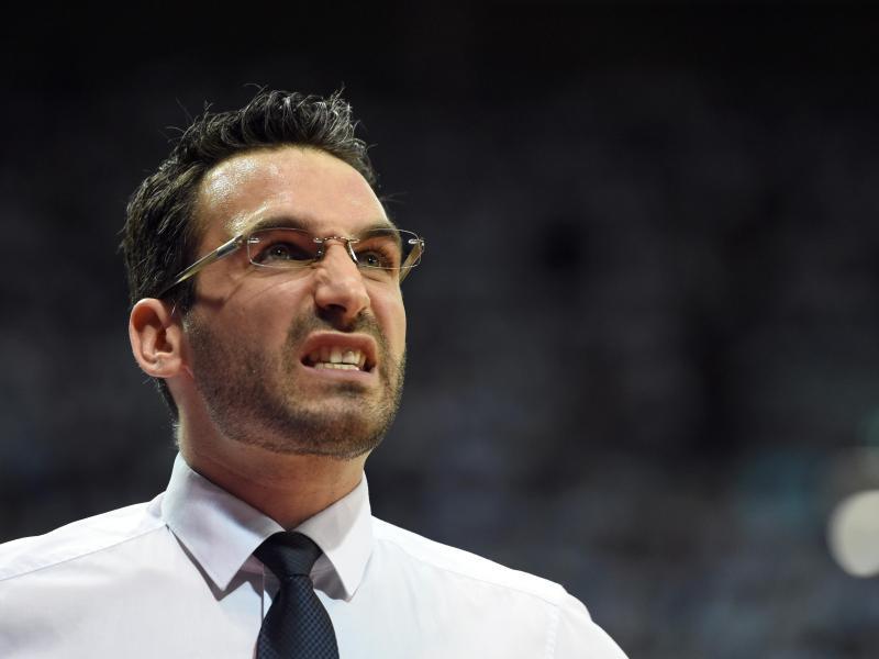 Thomas Päch wurde von den Telekom Baskets Bonn beurlaubt