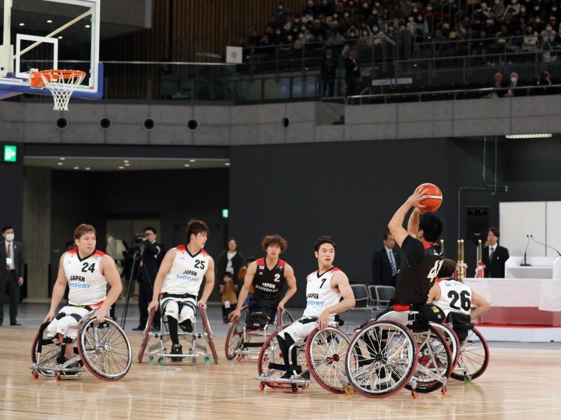 Dem Rollstuhlbasketball droht der Ausschluss von den Paralympics in Tokio