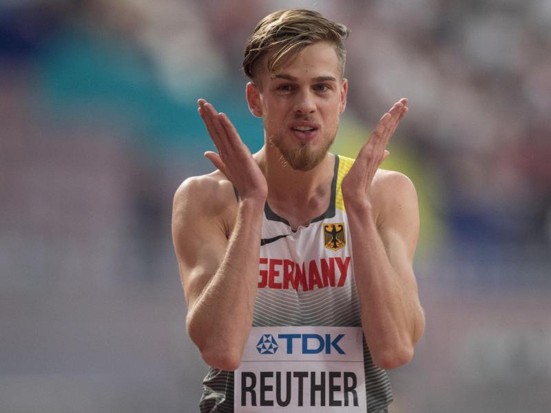 Siegte in Düsseldorf: Marc Reuther