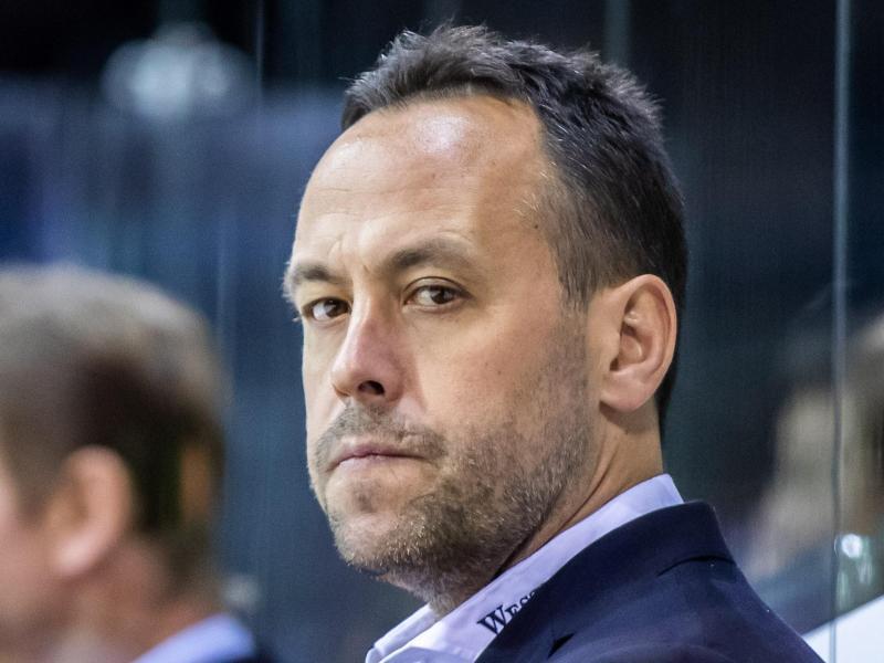 Wünscht sich mehr deutsche Spieler in der Deutschen Eishockey Liga: Marco Sturm