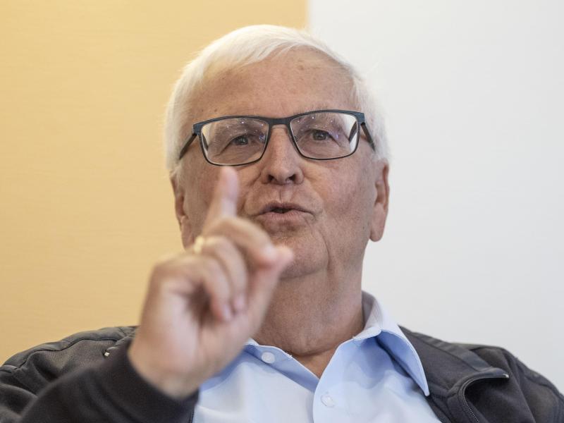 Theo Zwanziger war von 2006 bis 2012 Präsident des DFB