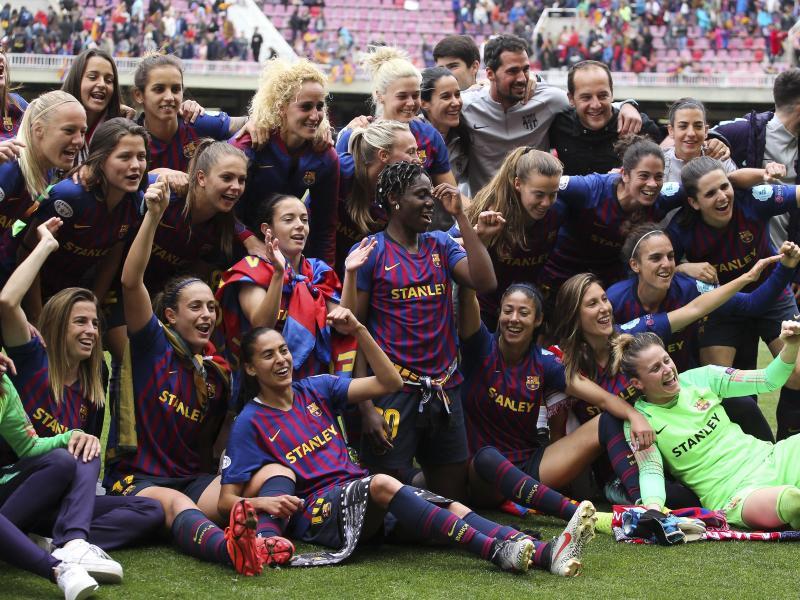 Im spanischen Frauenfußball haben Klubs einen Tarifvertrag unterzeichnet, der unter anderem Mutterschaftsschutz vorsieht