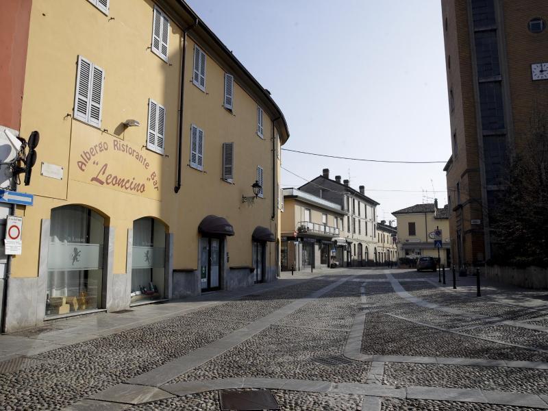 In Italien gab es zuletzt mehrere Fälle von Infektionen mit dem Virus Sars-CoV-2