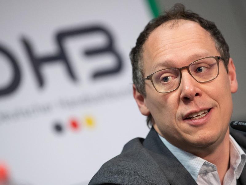 Mark Schober ist der Vorstandsvorsitzende des Deutschen Handballbunds