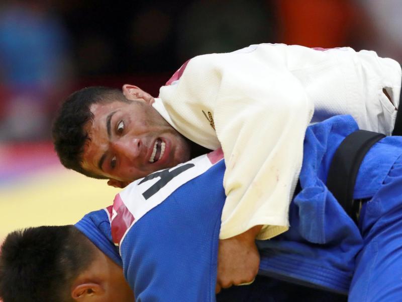 War 2019 nach Deutschland geflüchtet:Judoka Saeid Mollaei aus dem Iran