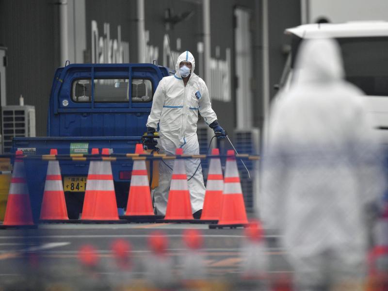 Das Coronavirus sorgt auch für Absagen im japanischen Fußball