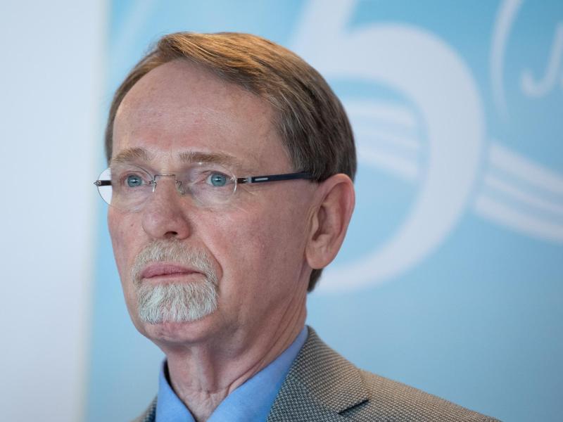 Thomas Härtel, Präsident des Landessportbundes Berlin, ist gegen Verharmlosung von Rassismus