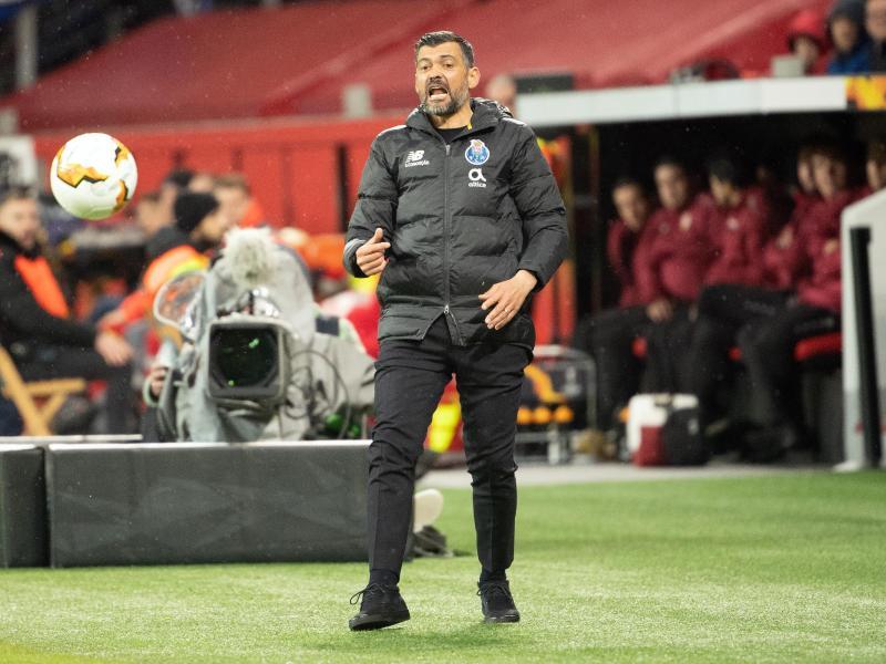 Fan der Bundesliga: Portos Trainer Sérgio Conceição