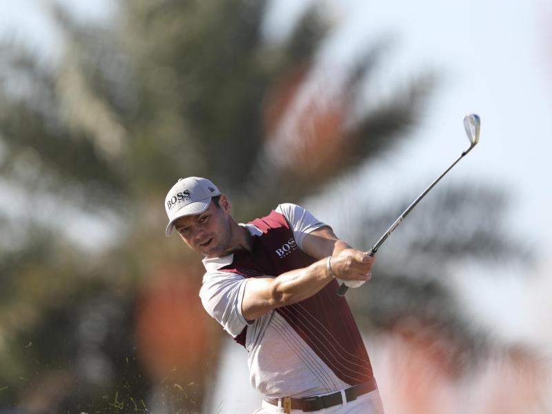 Martin Kaymer nimmt an der virtuellen Golf-Turnierserie teil. Foto: Kamran Jebreili/AP/dpa