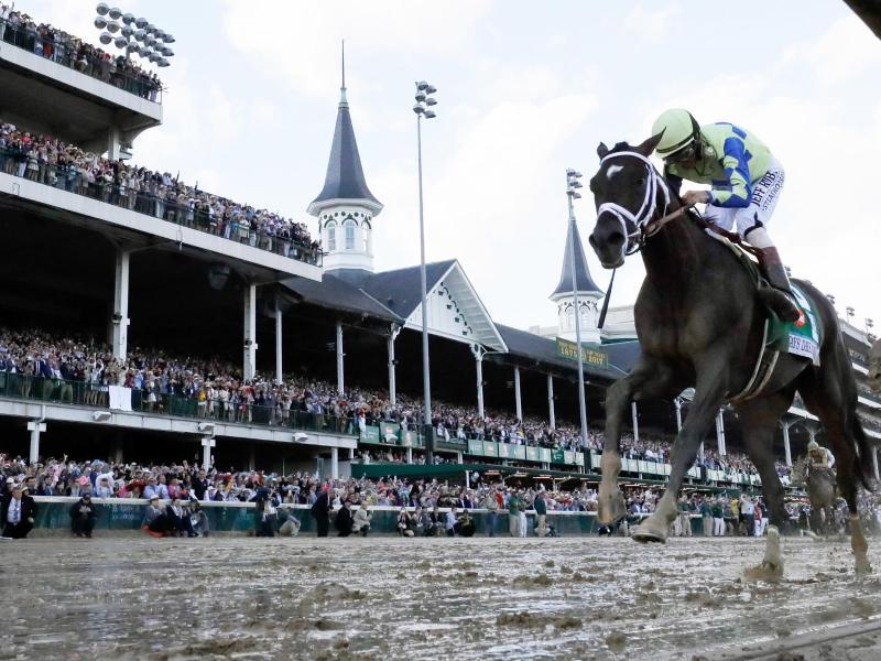 Das prestigeträchtigste Pferderennen der USA soll erstmals seit dem zweiten Weltkrieg nicht am ersten Samstag im Mai stattfinden