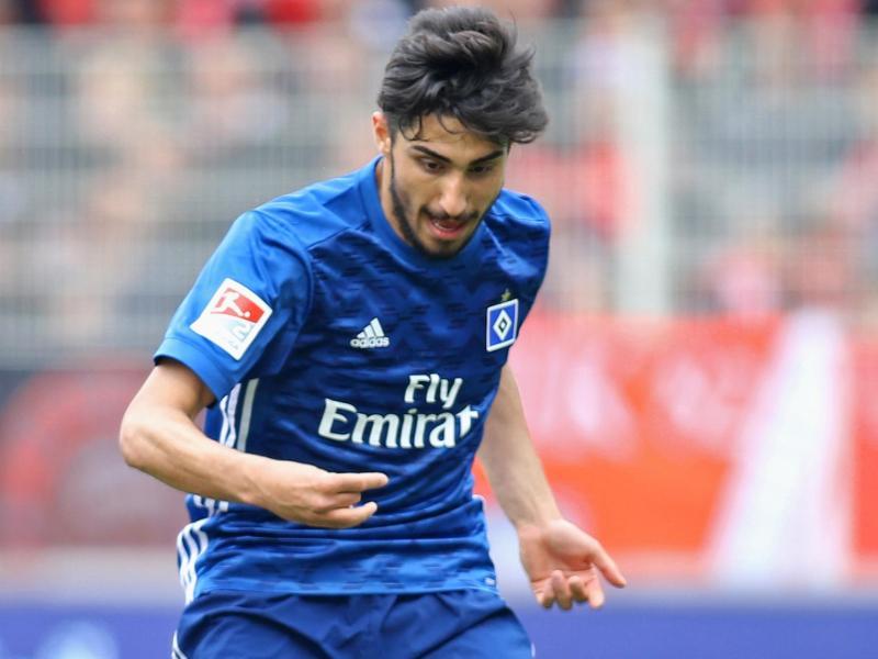Berkay Özcan ist derzeit vom Hamburger SV an den türkischen Erstligisten Istanbul Basaksehir FK ausgeliehen