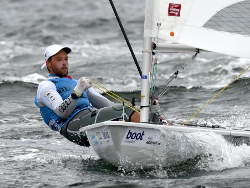 Ist für eine Verschiebung der Olympischen Spiele: Der deutsche Segler Philipp Buhl